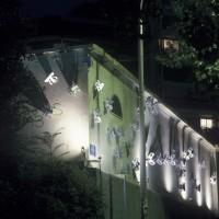 01. Κορνήλιος Γραμμένος, Αλιενς, αλουμίνιο, φως,1995