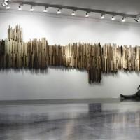 03. Κορνήλιος Γραμμένος, Σάρματα, ξύλο, μήκος 627cm, 2006