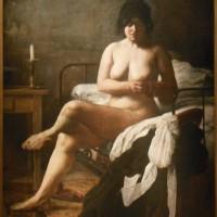 Eduardo Sivory, Το ξύπνημα της υπηρέτριας , 1887