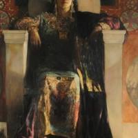 Jean-Joseph-Benjamin Constant, Η αυτοκράτειρα Θεοδώρα, 1887